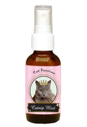 Cat Faeries Catnip Mist at CatFaeries.com