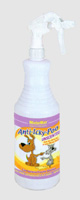 Anti Icky Poo urine cleaner from CatFaeries.com