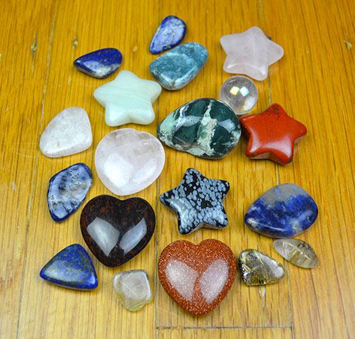 Crystals For Cats - you are a healer!: CatFaeries com